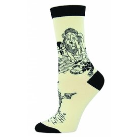 OFF TO SEE THE WIZARD SOCKS