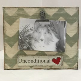 UNCONDITIONAL LOVE CLIP FRAME