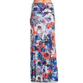 Yoga Band Maxi Skirt