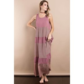 Tiered Maxi Summer Dress