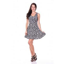 Paisley Skater Dress