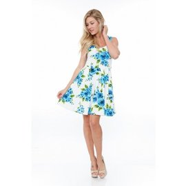 Fit and Flare Flowers