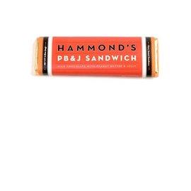 PB & J SANDWICH MILK CHOCOLATE BAR