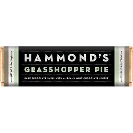 GRASSHOPPER PIE DARK CHOCOLATE BAR