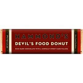 DEVIL'S FOOD DONUT DARK CHOCOLATE BAR