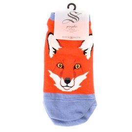 FOR FOX SAKE SHORTIE SOCKS