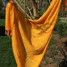 Soft Swirls Batik Sarong
