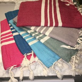 Handloomed Turkish Hand Towel