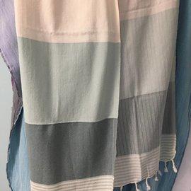 Handloomed PRISM Turkish Bath Stripe
