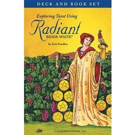Radiant Rider Waite Tarot and Book