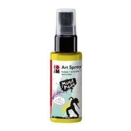 MARABU ART SPRAY - lemon