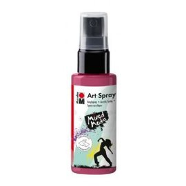 MARABU ART SPRAY - bordeaux