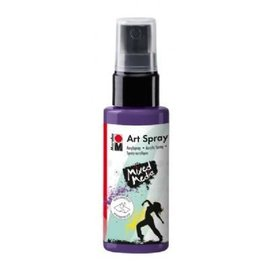 MARABU ART SPRAY - plum