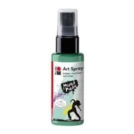 MARABU ART SPRAY - aquamarine