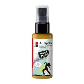MARABU ART SPRAY - gold