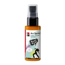 MARABU ART SPRAY - tangerine