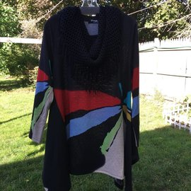Graphic Brights Tunic / Scarf