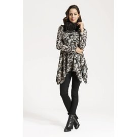 Florentine Leaves Tunic / Scarf
