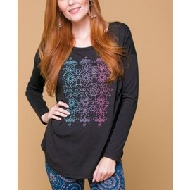 VIBRATIONS SLOUCHY TOP