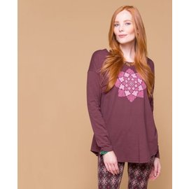 STAR SHINE SLOUCHY TOP - SALE