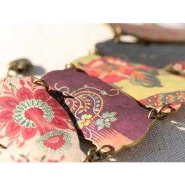 Russian Textile Bracelet