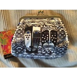 Laurel Burch Coin Pouch - Pattern choices!