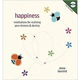 Happiness Meditation Book and CD