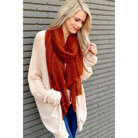 SOFT AIRY SCARF - color choices