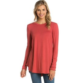 LONG SLEEVE TOP - color choices
