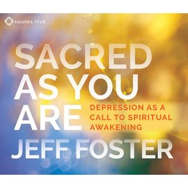Sacred as you Are - Audio