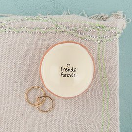 FRIENDS FOREVER TINY TRINKET BOWL