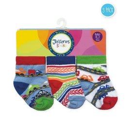 Baby Speedy Socks 3 Pack