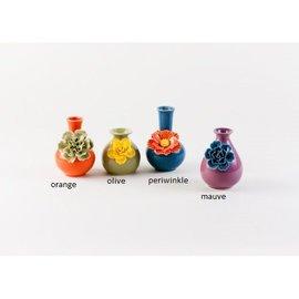 Ceramic Flower Bud Vase