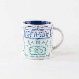 Nama-Stay in Bed Mug