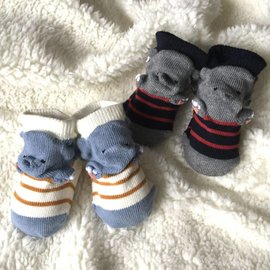 ELEPHANT INFANT SOCKS