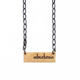 Bops Adventurous Necklace