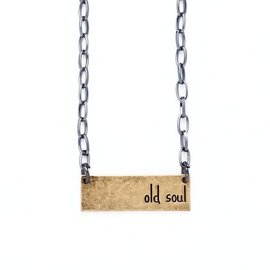 Bops Old Soul Necklace