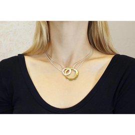 Interlock Rings necklace