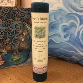 REIKI ENERGY CANDLE ANGEL'S INFLUENCE
