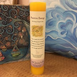 REIKI ENERGY CANDLE POSITIVE ENERGY