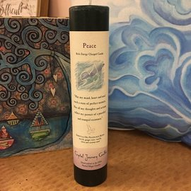 REIKI ENERGY CANDLE PEACE