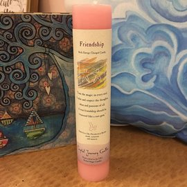 REIKI ENERGY CANDLE FRIENDSHIP