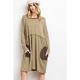 Patch Pocket Dress