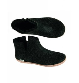 Glerups GLERUPS BOOT LEATHER SOLE BLACK