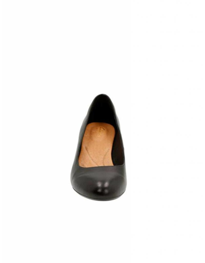 Clarks STF1300046 CLARKS HEAVENLY SHINE NOIR