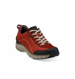 Clarks CLARKS WAVE TREK RED