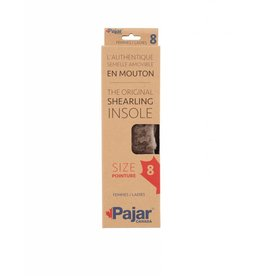 Pajar PAJAR REMOVABLE SHEEPSKIN INSOLE WOMEN