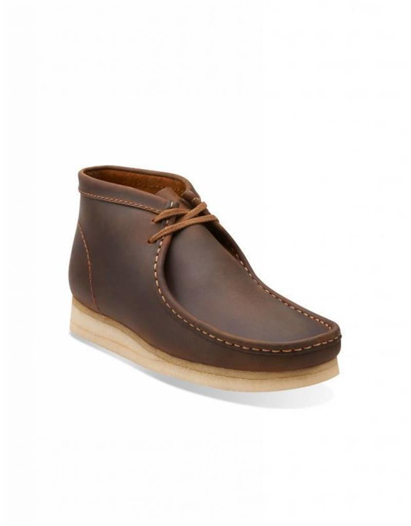 Clarks SSH33109 CLARKS WALLABEE BT BEESWAX