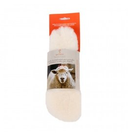 Garneau GARNEAU REPLACEMENT SHEEPSKIN INSOLES WHITE