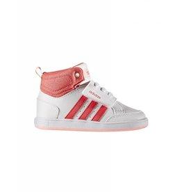 Adidas ADIDAS HOOPS CMF MID BLANC&CORAIL